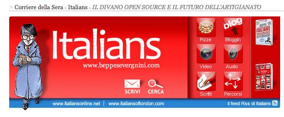 El blog de Beppe Severgnini