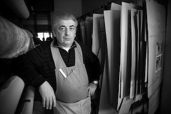 Maestro artesano Luigi, Berto Salotti
