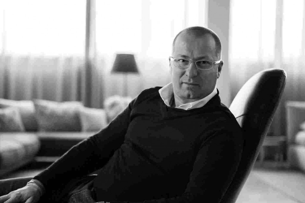 Maurizio, gerente de atención al cliente de Berto Salotti