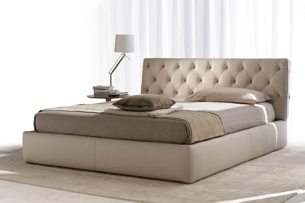Tribeca cama contenedor por Berto Salotti