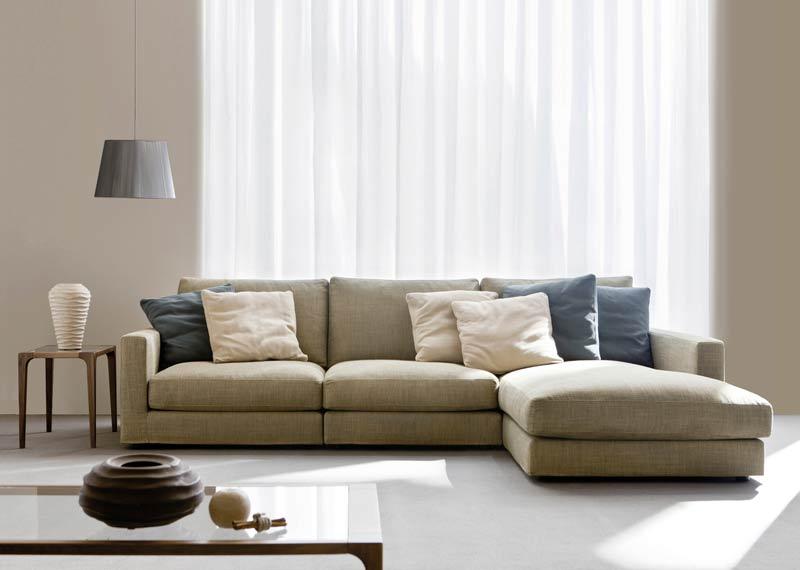sofá de esquina Morris