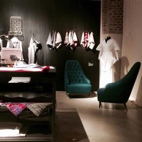 Sillones Berto new craft en la xxi triennale milano