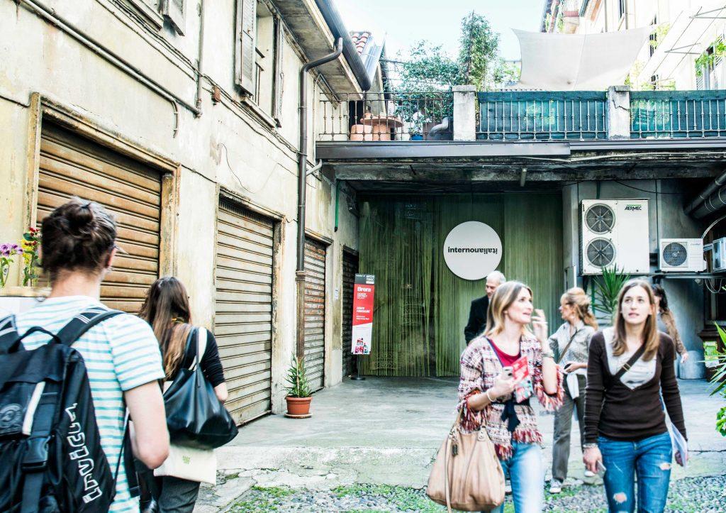 FuoriSalone: distrito de diseño de Brera Milano