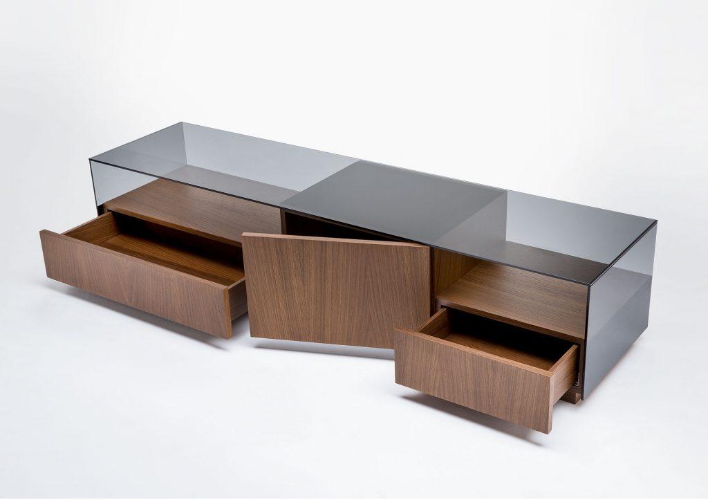 Mueble de televisión Mike - Berto Salotti