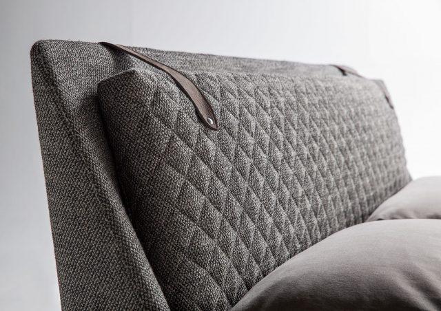 cama chelsea tapizada