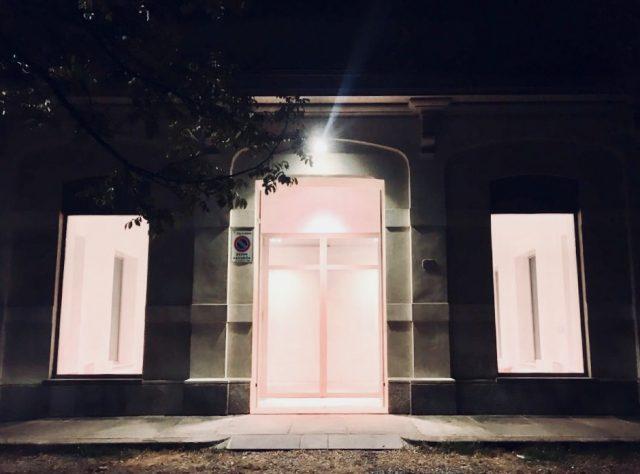 Ingresso showroom BertO Torino