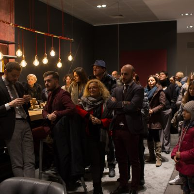 Showroom BertO à Turin