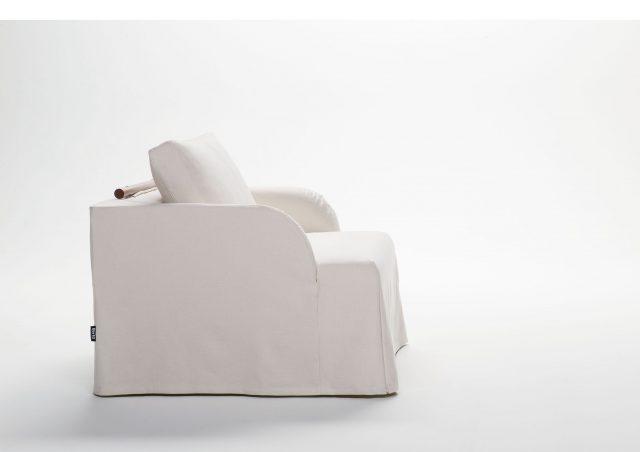 poltrona letto onlie flora di Berto Salotti