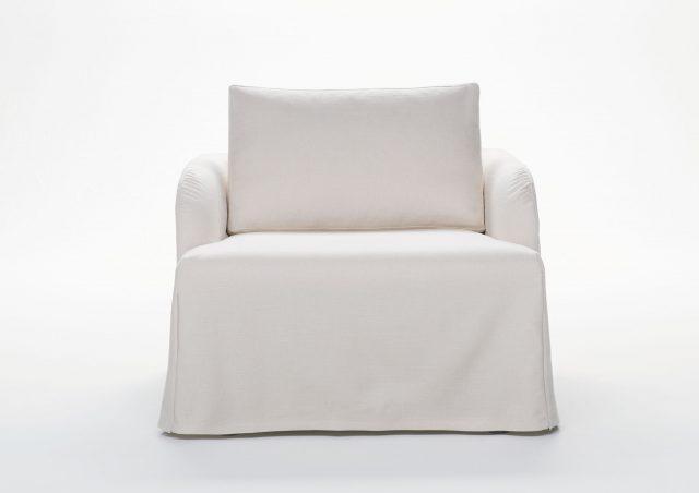 Poltrona letto flora di Berto Salotti