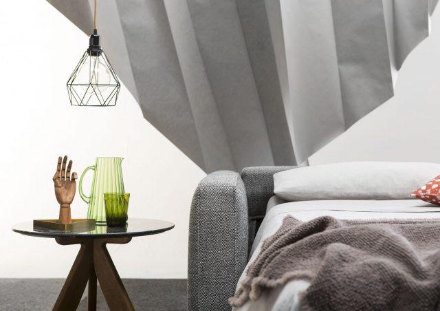 sofá cama tapizado Gulliver berto salotti