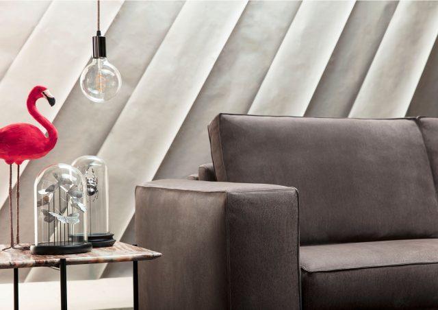 Sofa Cama nemo y lamparas Creative Cables
