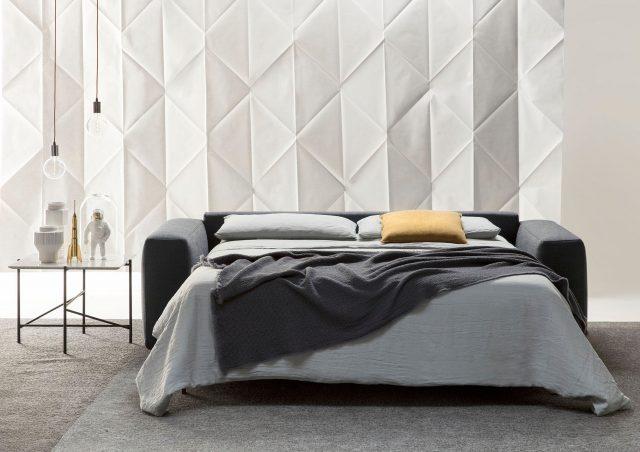 sofa cama passepartout colchon-polilatex-desenfundable berto salotti