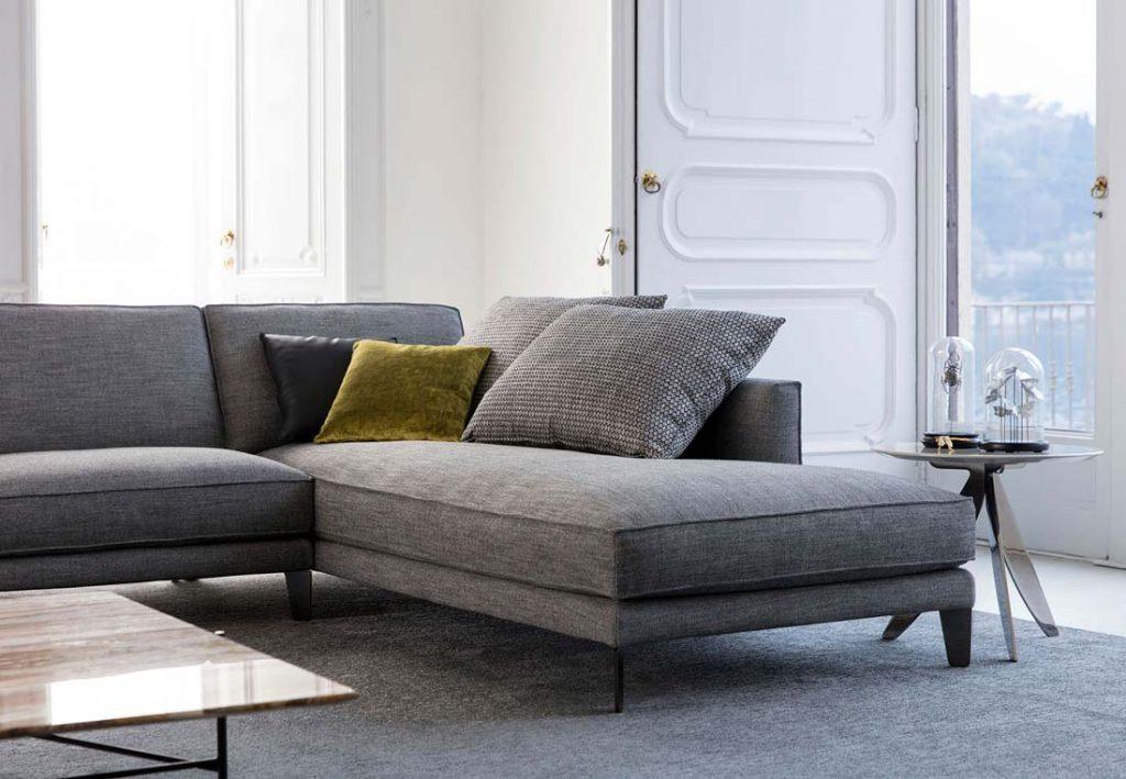Time Break: el revestimiento perfecto hace el sofá perfecto