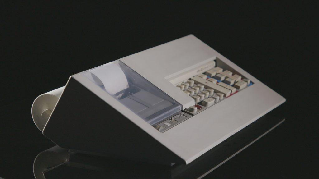 paradigma olivetti berto en el milano design film festival - programa 101