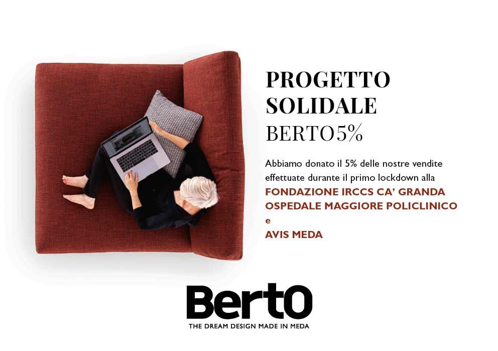 Proyecto solidario BertO 5%