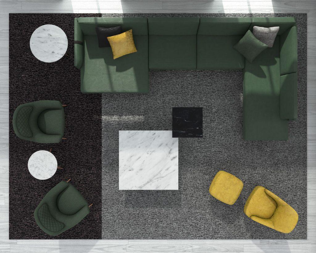 Ambiente de diseño by BertO - The Dream Design made in Meda