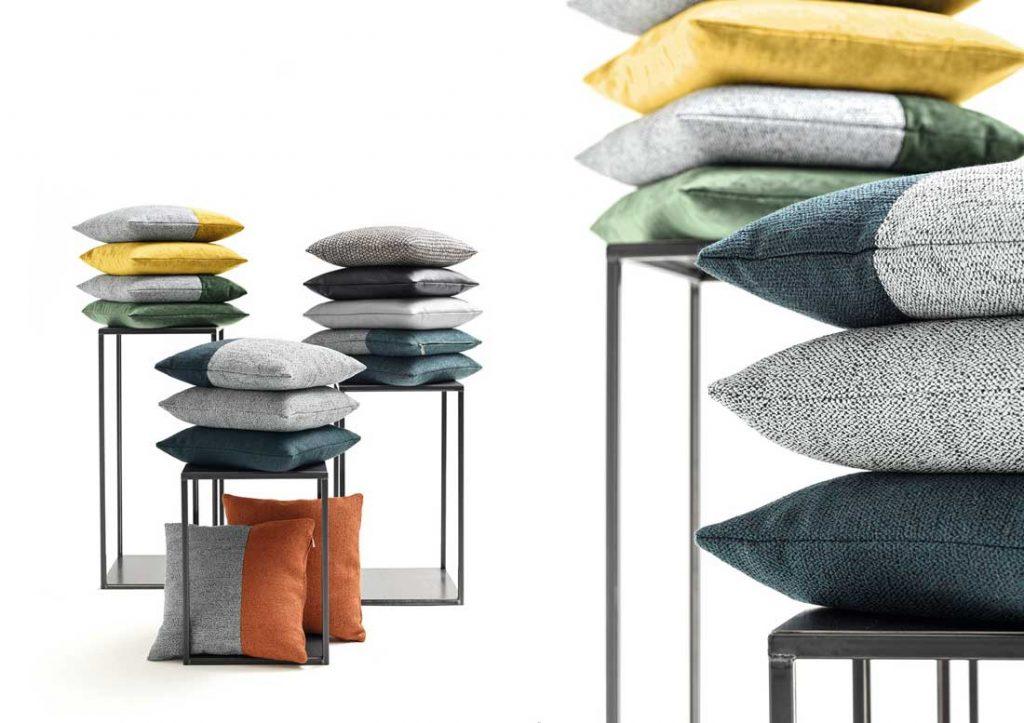 Cojines para sofá BertO The Dream Design made in Meda