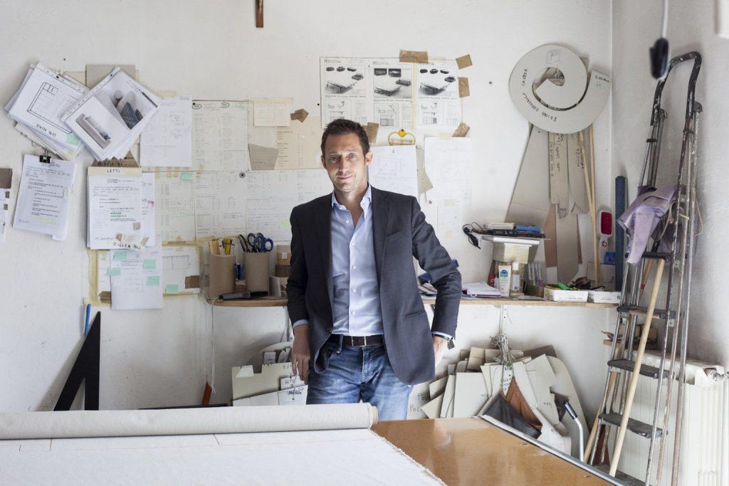 Filippo Berto, autor del blog BertoStory, primer blog corporativo sobre diseño