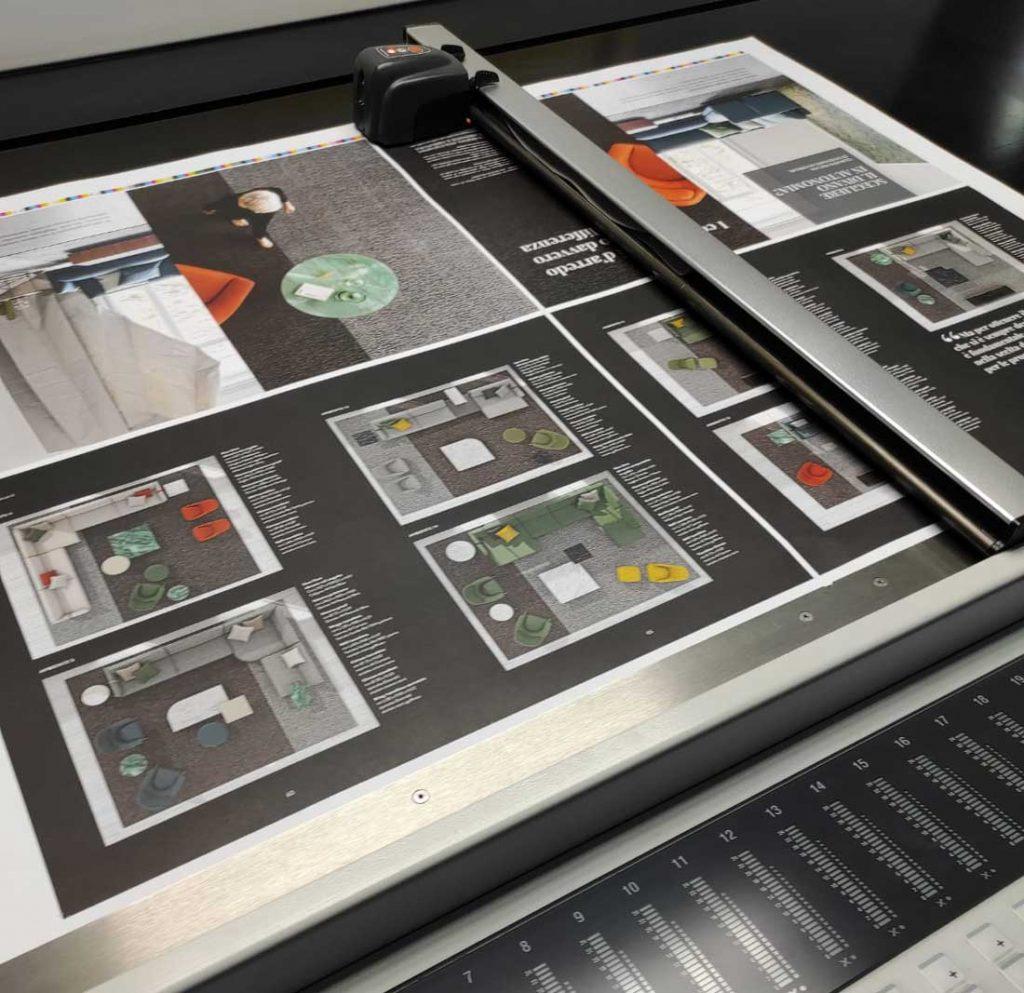 BertoBillboard, la revista oficial del Dream Design Made in Meda de BertO ya está en imprenta