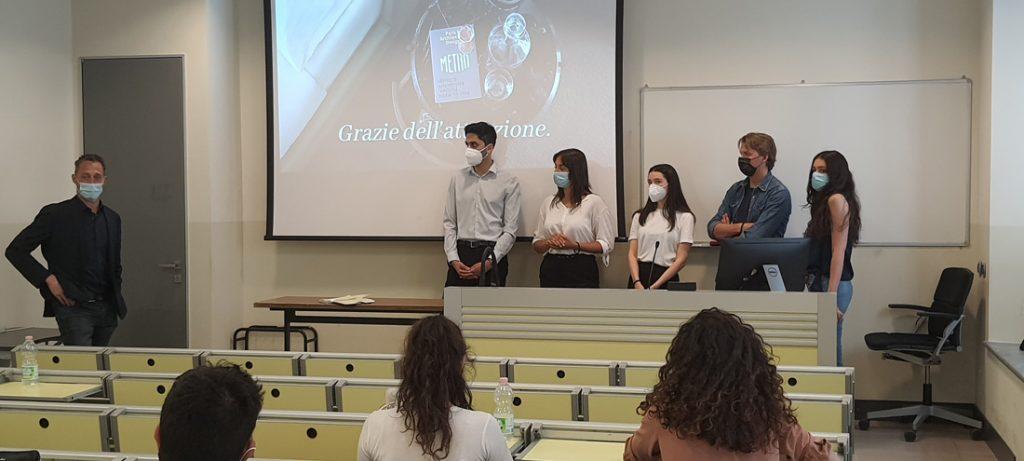 Hackathon BertO: taller con los estudiantes de la Università Cattolica del Sacro Cuore de Milán